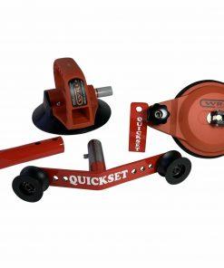 QuickSet Tool w/ WRD Cups (B Model Series)