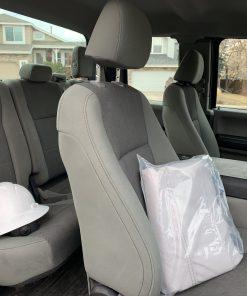 interior of vehicle