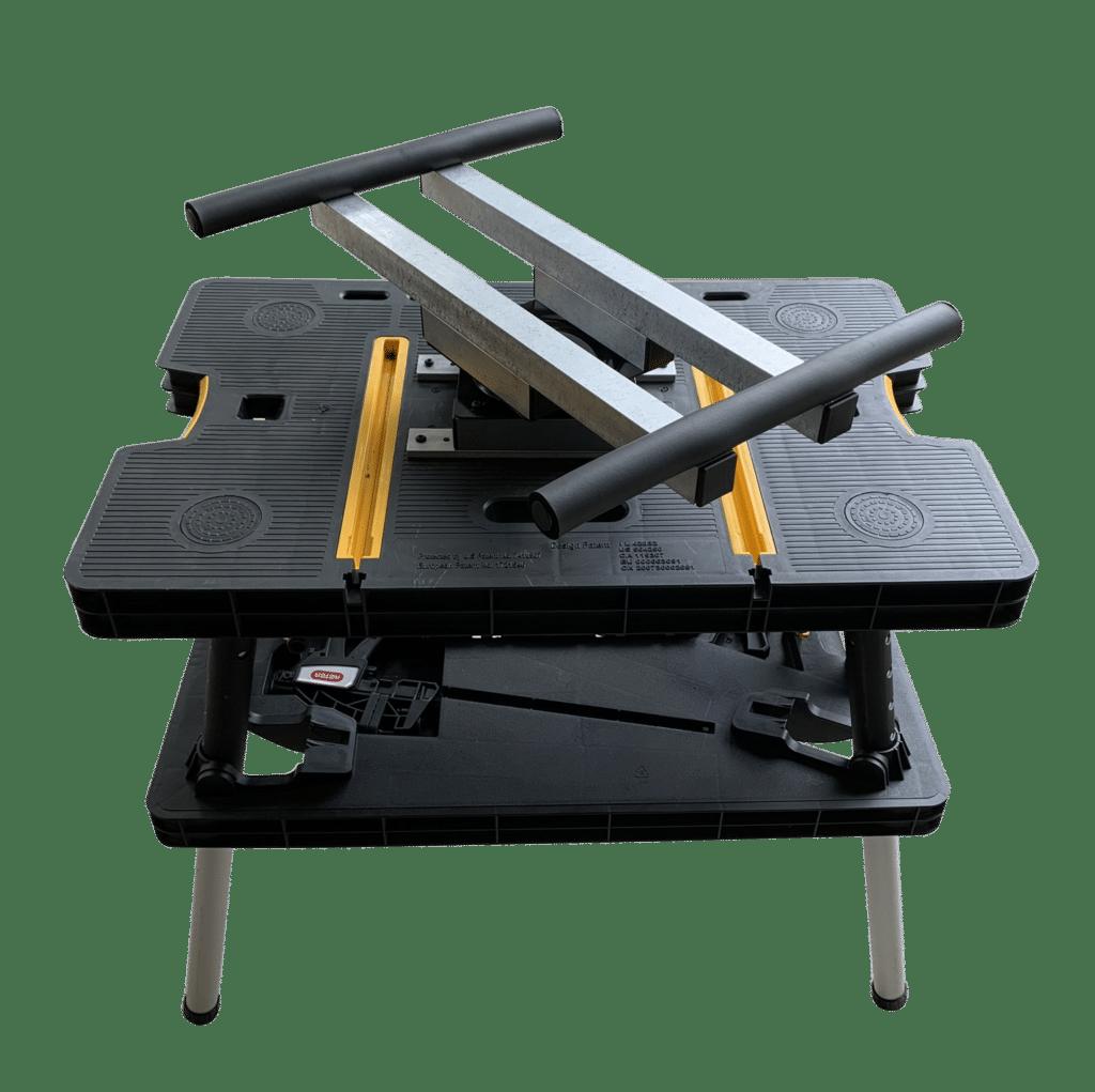 360 table auto glass repair tool
